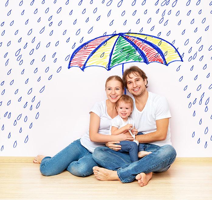 Life Insurance Umbrella Family