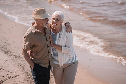 Couple needinng Long Term Care